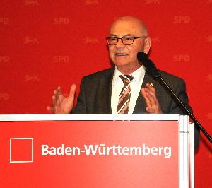 Klaus Maier für den Landtag nominiert