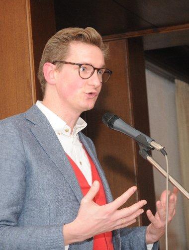 Der alte und neue Kreisvorsitzende: André Zwick aus Ellwangen