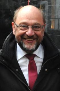 Mr. Europa Martin Schulz in Aalen