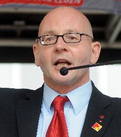 Fraktionsvorsitzender Josef Mischko